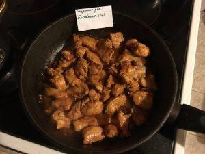 Курица в соусе терияки - 4