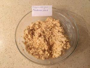 Пирожное картошка с кремом - 7