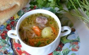 Соус из говядины с овощами - 3