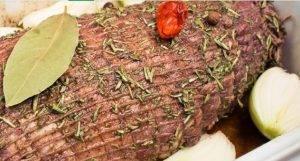 Ростбиф из мраморной говядины - 1