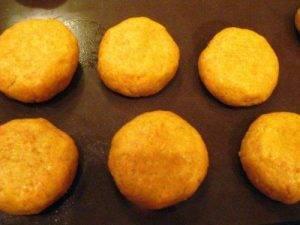 Морковное печенье - 5