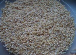 Пшеничная каша - 0