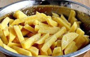 Картофель со специями, жареный в духовке - 3