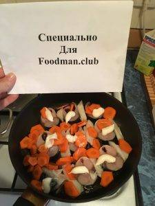 Скумбрия на сковороде - 7