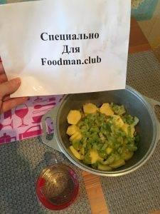 Тушеные замороженные овощи - 4