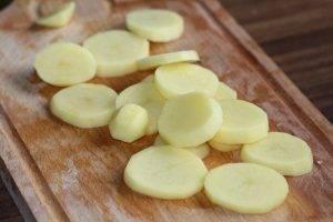 Окорочка, запеченные с овощами - 0