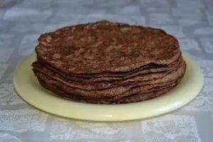 Печёночный торт - 1