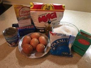 Пирожное картошка с кремом - 0