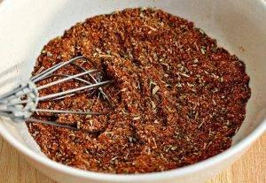 Картофель со специями, жареный в духовке - 1