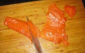 Рецепт быстрой засолки рыбы - 0
