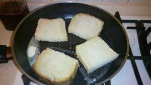 Запеченные бутерброды с помидорами и сыром - 1