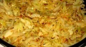 Пироги капустные с яйцом - 1