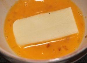 Жареный сыр Сулугуни - 2