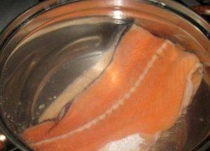 Суп из семги по-фински - 1