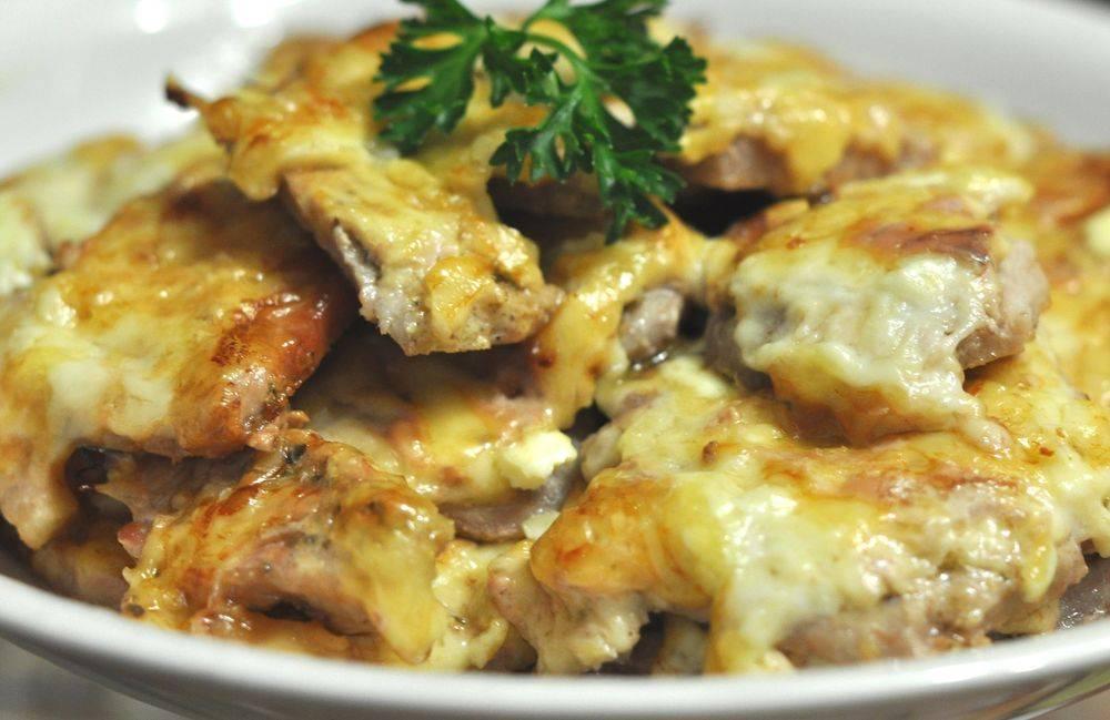печень в духовке с картошкой и грибами вертикальной эрозии