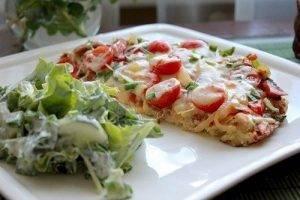 Картофельная пицца - 5