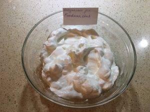 Пирожное картошка с кремом - 1