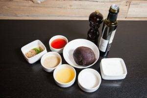 Салат со свеклой и йогуртом - 0