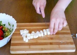Овощной салат «Бутояш» - 1