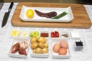Салат с осьминогом и картофелем - 0