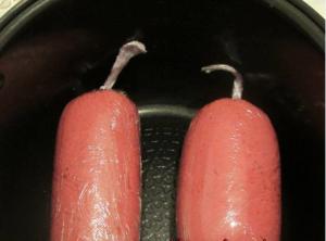 Домашняя куриная колбаса в мультиварке - 3