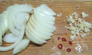 Маринованная куриная печень, жаренная по-египетски - 0