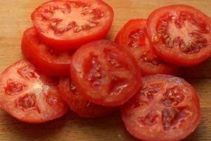Овощи с сырным кремом - 1