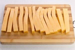 Жареные сырные палочки - 0