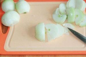 Фасоль, запеченная с овощами - 0