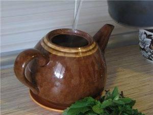 Марокканский чай - 1