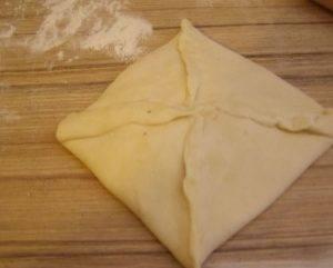 Быстрые хачапури с сыром - 0
