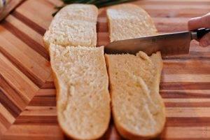 Сэндвич с тунцом и яйцом - 0