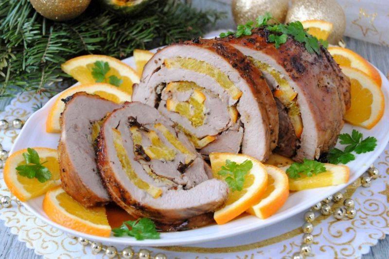 Холодные закуски из свинины рецепты с фото