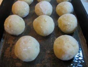 Картофельные зразы с грибами, запеченные в духовке - 8