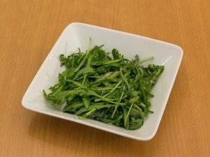 Салат с морскими гребешками и рукколой - 4