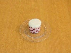 Кексы с лаймовым кремом - 5