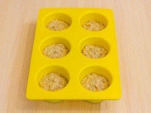 Кексы с тыквой, грецкими орехами и овсянкой - 2