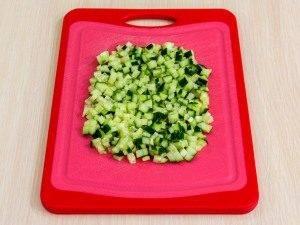 Тарталетки с салатом из тунца - 0