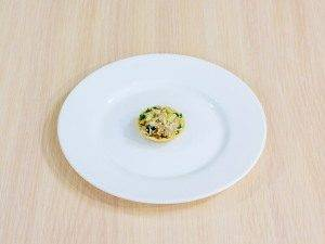 Тарталетки с салатом из тунца - 3