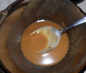 Мисо-суп с лососем - 2