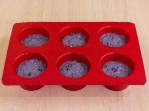 Кексы с черникой и лавандой - 0