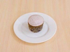 Кексы с черникой и лавандой - 3