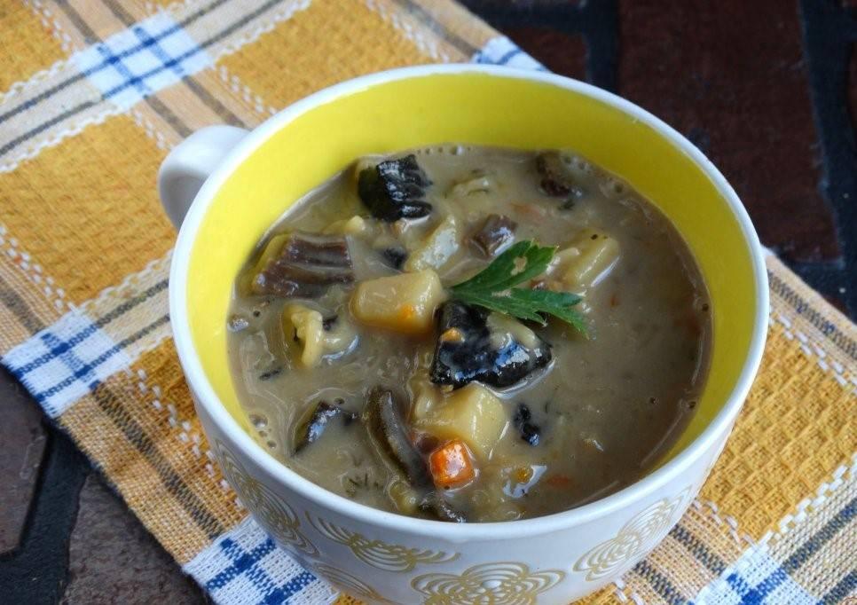 Сытные и густые супы—пюре актуальны с наступлением холодов.