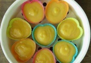 Овощное суфле для малышей - 3