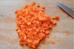 Суп из томатов и кольраби - 0