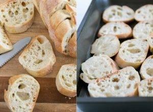 Бутерброды с сыром, помидорами и чесноком - 0