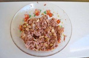 Фаршированные баклажаны со свининой - 0