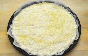Пицца из цветной капусты - 1