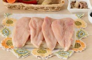 Фаршированные куриные грудки - 0