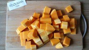 Суп из тыквы с репой, морковью и соком апельсина - 5